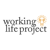 Working Life Project Podcast Logo